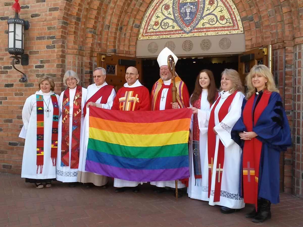 Ten Reasons I Am Proud to Be An Episcopalian