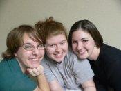 Rachael, Meredith, Crystal