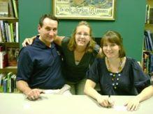 Coach K, Rachael, Coach K's daughter