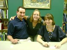 Coach K, Rachael, Coach K's daughter