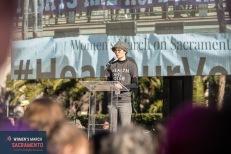 Women's March Sacramento official photography