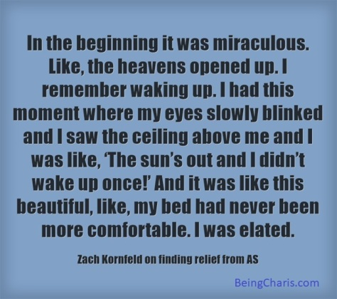 Zach Kornfeld quote